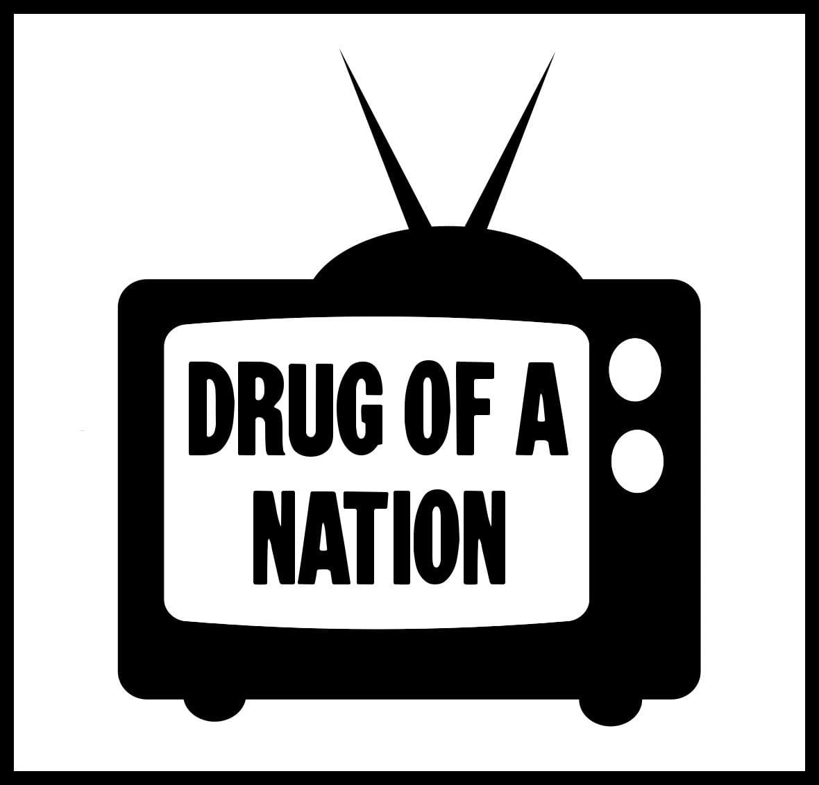 TV is the drug of the nation